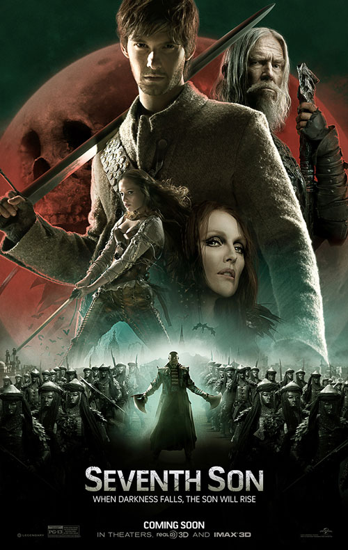 The Seventh Son Poster and Trailer
