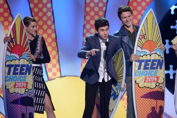 Teen Choice 2014 Awards Winners