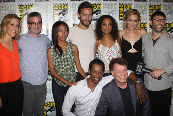 2014 San Diego Comic Con Sleepy Hollow Cast Photos