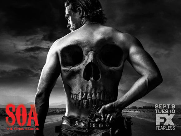 Kurt Sutter Sons of Anarchy Season 7 Interview