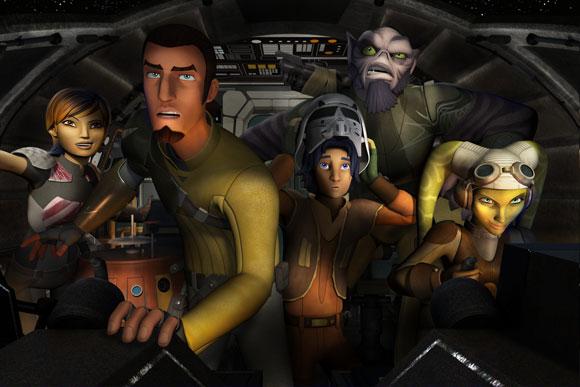 Star Wars Rebels New Short Film