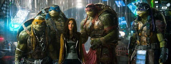 Teenage Mutant Ninja Turtles Review
