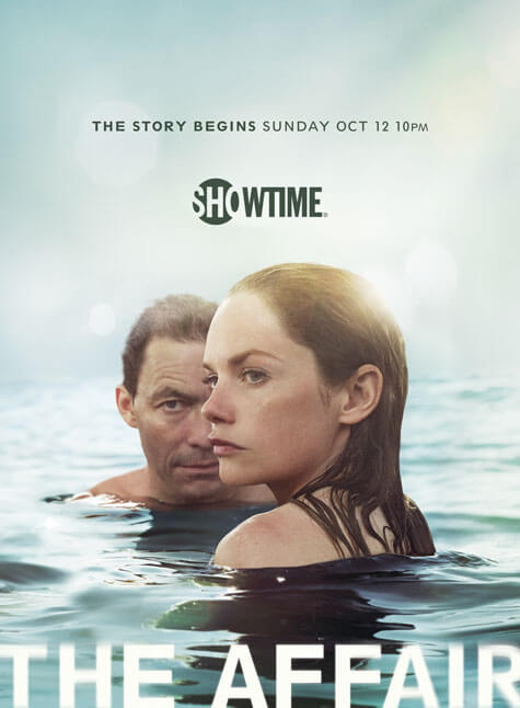 Showtime Shows off a 'The Affair' Poster