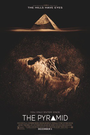 First Trailer 'The Pyramid' Horror Movie
