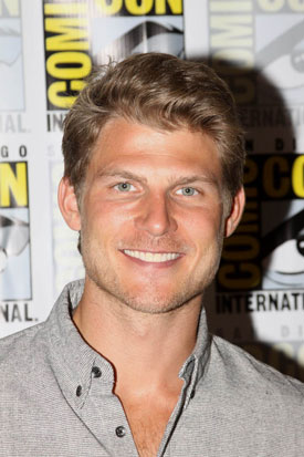 Travis Van WInkle The Last Ship Interview