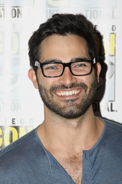 Tyler Hoechlin Joins Supergirl