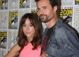 Chloe Bennet and Brett Dalton Agents of SHIELD Season 2 Interview