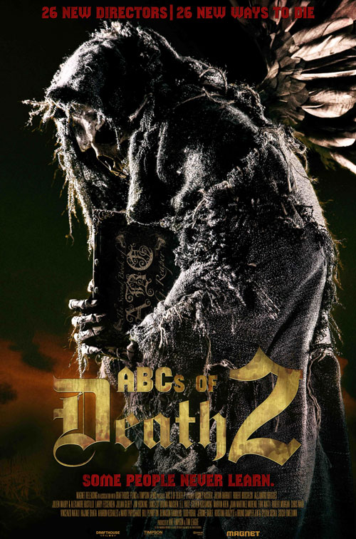 Red Band Trailer for ABCs of Death 2