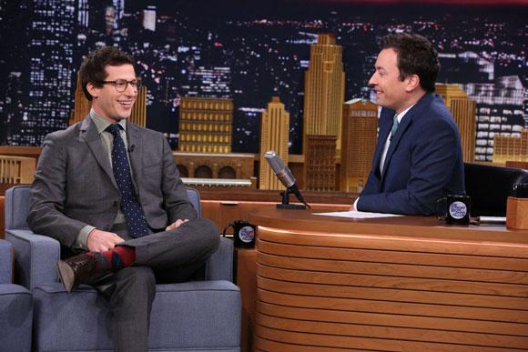 Jimmy Fallon and Andy Samberg Summarize Movie Plots
