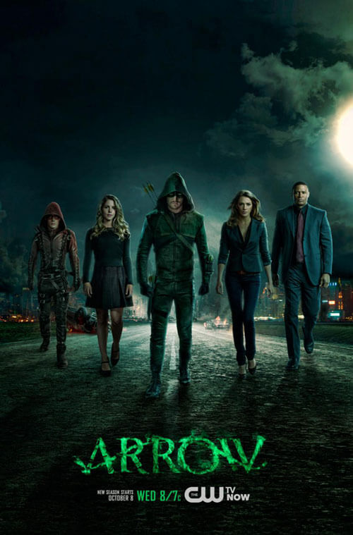 Posters for Arrow Season 3