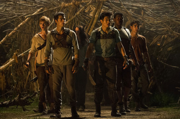 The Maze Runner Sequel Coming in 2015