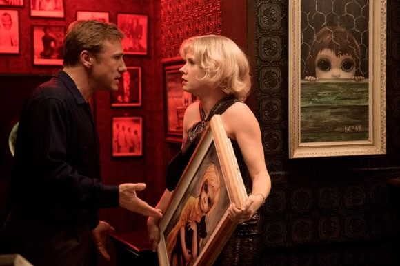 Big Eyes Movie Trailer with Amy Adams and Christoph Waltz