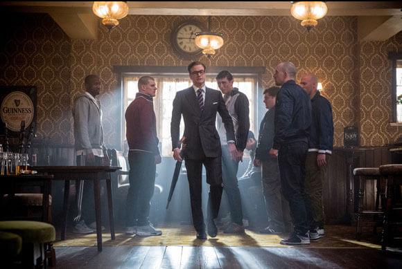 Kingsman: The Secret Service Colin Firth