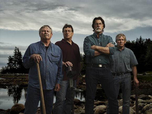History Channel Oak Island Season