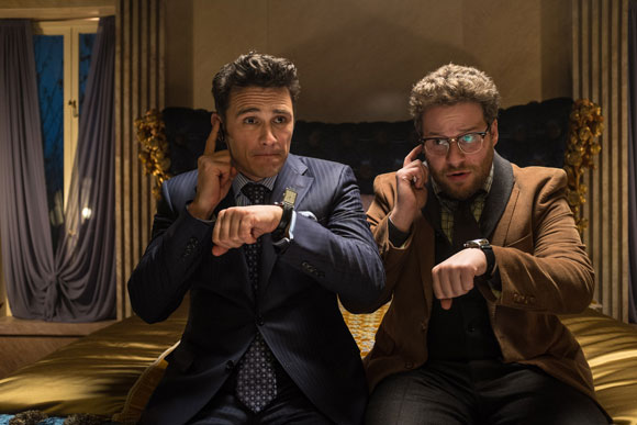The Interview Red Band Trailer