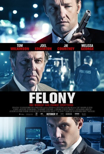 Felony Movie Clip with Joel Edgerton and Jai Courtney