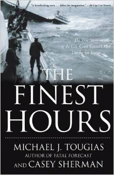 Chris Pine and Casey Affleck star in The Finest Hours