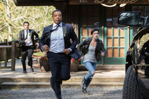 Russell Hornsby Grimm Interview