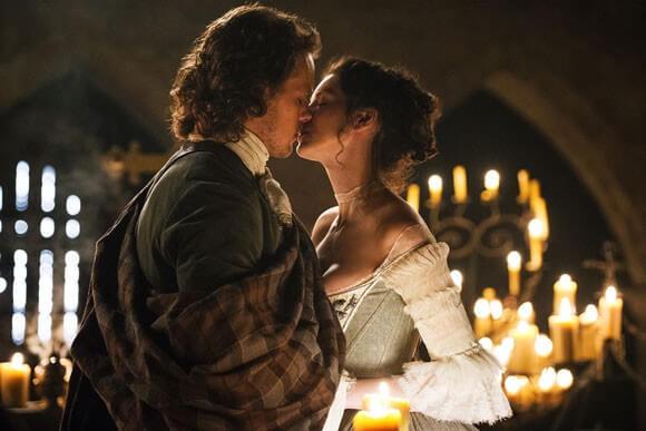 Outlander The Wedding Episode Deleted Scene