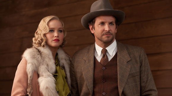 Serena first official trailer with Jennifer Lawrence and Bradley Cooper