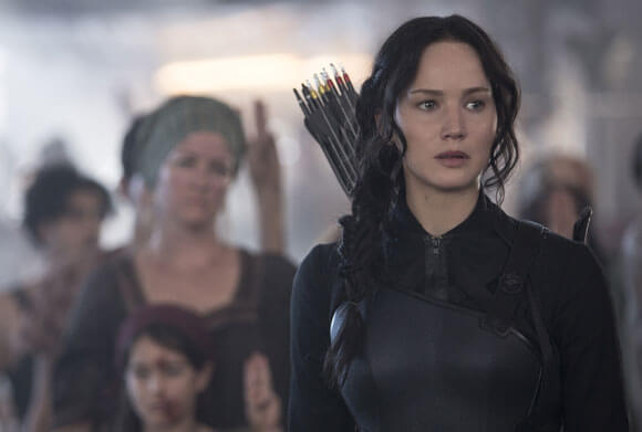 The Hunger Games Mockingjay Part 1 Return to District 12 Trailer
