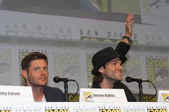 Jared Padalecki and Jensen Ackles Supernatural Season 10 Interview