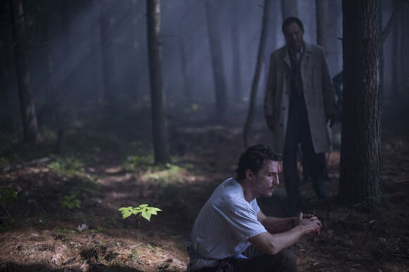 First Photo from Sea of Trees Starring Matthew McConaughey