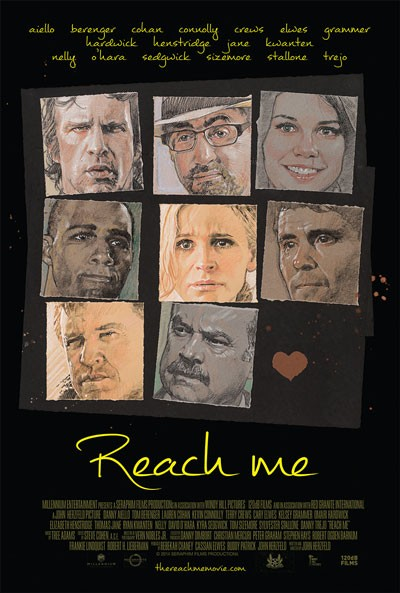 Reach Me Trailer and Poster