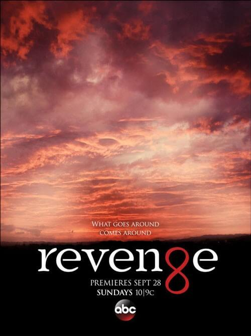 Revenge Season 4 Posters