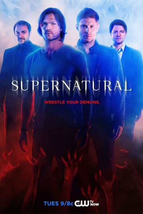 Supernatural Season 10 Poster Arrives