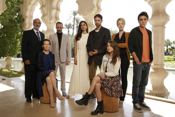 Tyrant Season Two Cast Photo