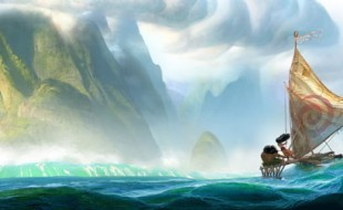 Moana Shows Off Concept Art and Story Details
