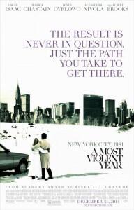 A Most Violent Year Movie Trailer