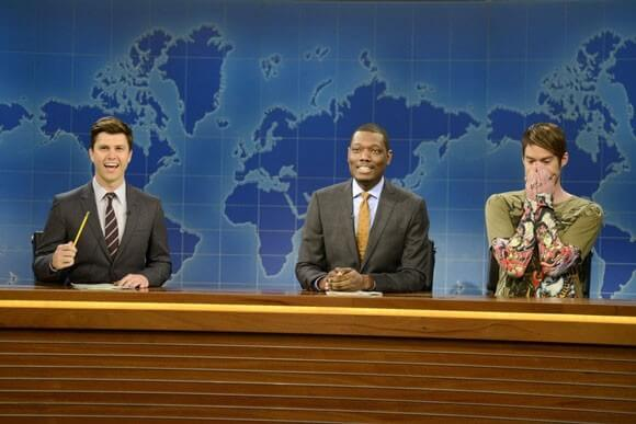 Bill Hader Returns as Stefon on SNL