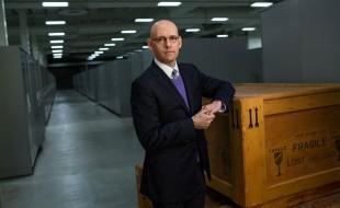 Brad Meltzer Lost History Interview