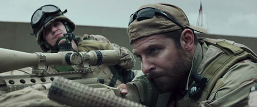 American Sniper Movie Trailer