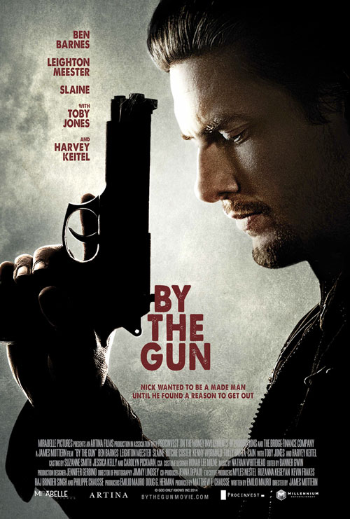 By the Gun Trailer and Poster