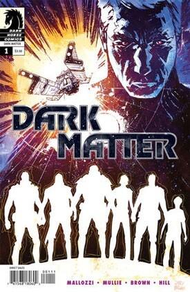 Dark Matter Graphic Novel Inspires a TV series
