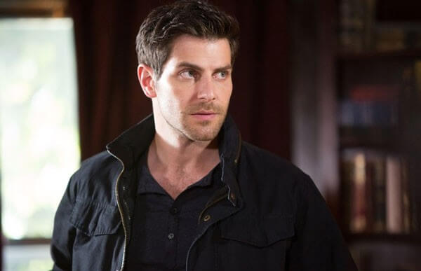 David Giuntoli Grimm Season 4 Interview
