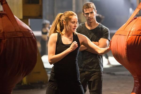 The Divergent Series Insurgent Coming in 3D