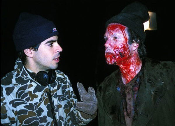 Eli Roth's Executive Producing a Cabin Fever Remake