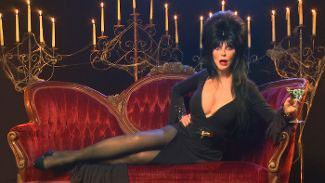 Elvira 2014 Halloween Funny or Die Anthology