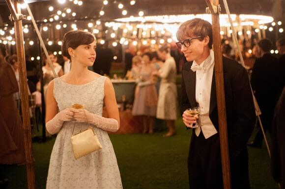 The Theory of Everything Featurette and Clip