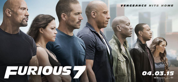 Fast and Furious 7 Gets a Title