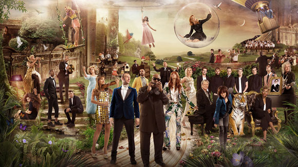 BBC Music God Only Knows Music Video