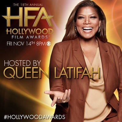 Celebrities Announced for 2014 Hollywood FIlm Awards