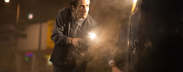 Jake Gyllenhaal stars in Nightcrawler