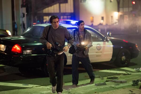 Nightcrawler Movie Review with Jake Gyllenhaal