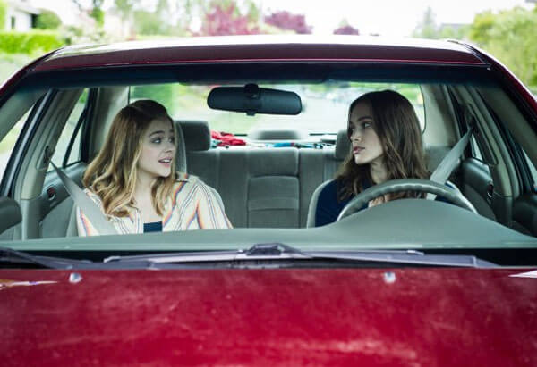 Laggies Movie Review Starring Keira Knightley and Chloe Grace Moretz