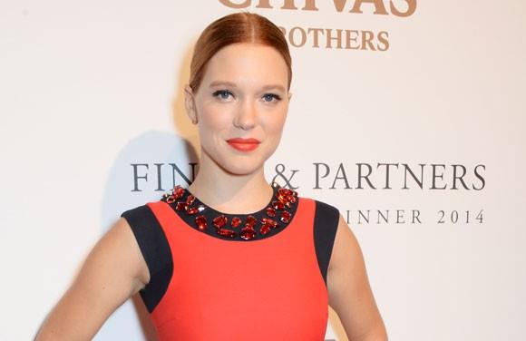 Lea Seydoux Joins Bond 24